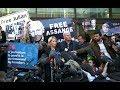 VOA连线(李逸华):维基解密创始人阿桑奇遭逮捕,美议员呼吁尽快引渡