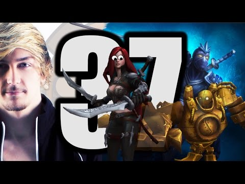 Siv HD - Best Moments #37 - Free Stack Shen