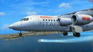 146 200 jetliner justflight fsx the best plane so far