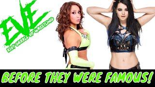 WWE NXT Diva Paige FKA Britani Knight vs