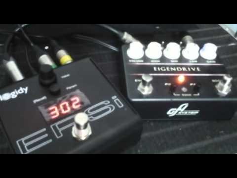 Logidy EPSI - Cabsim Firmwire sound sample