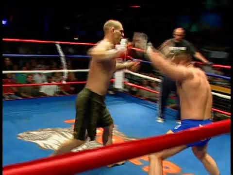 Wild Bill's (NFC) Fight Night 9: Ben Morrell vs. Thad Naefus
