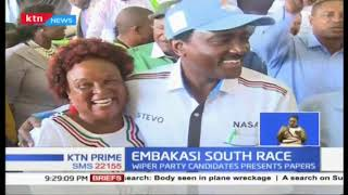 IEBC clears eleven candidates to face off in Embakasi South constituency By-election