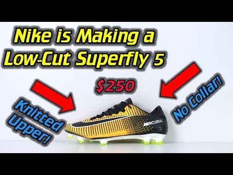 is-nike-making-a-low-cut-and-cheaper-mercurial-superfly-5?---here's-why-it-could-happen