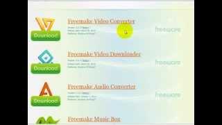 Tutorial: Freemake Video Converter
