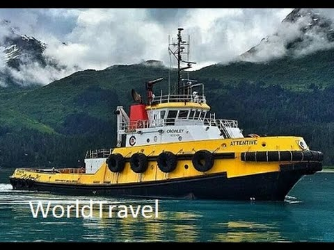 Tug boats from a round the world.