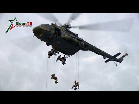 Военное обозрение (11.02.2020) Беспарашютное десантирование