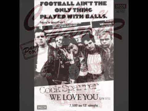 Cock Sparrer We Love You