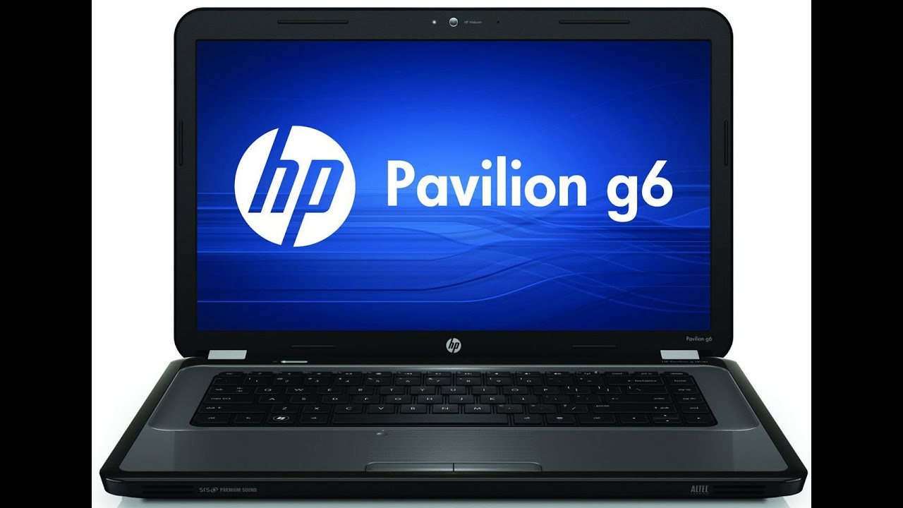 Hp pavilion g6-1005sq notebook pc driver downloads | hp.