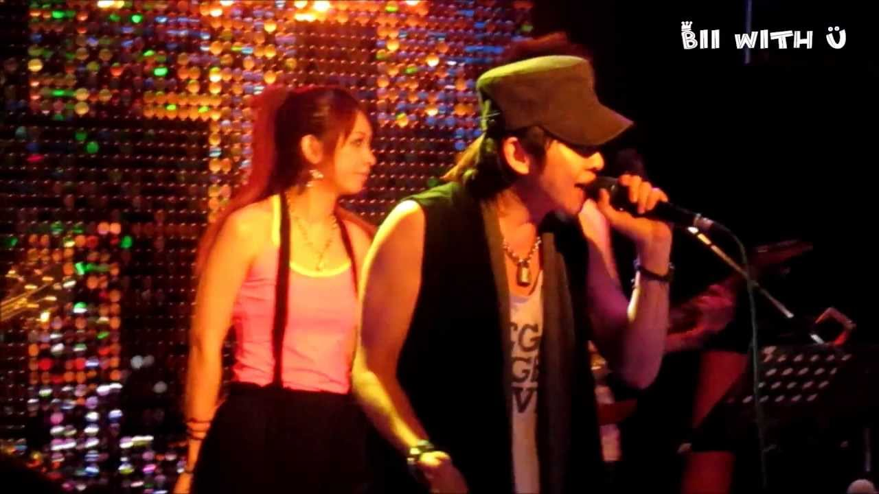 130712 Light super band主唱小野 - Come Back to Me @ Light live house海尼根演唱會 - YouTube