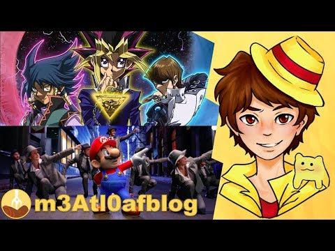 m3Atl0afblog Ep. 6: Yu-Gi-Oh! 2016 Film & Sony-Mario Film Discussion/Ramble