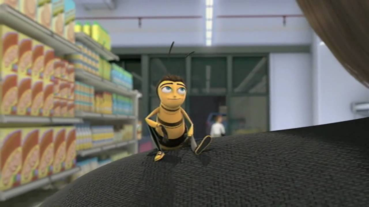 Bee Movie Trailer Italiano