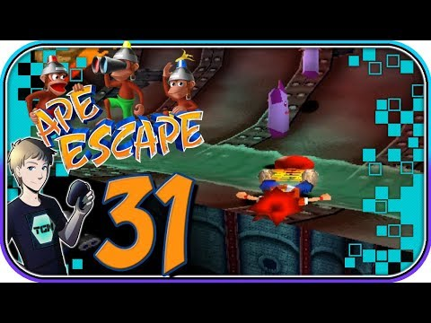Ape Escape - Part 31: Virtual Reality
