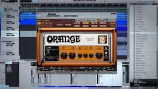 IK Multimedia AmpliTube Orange video demo