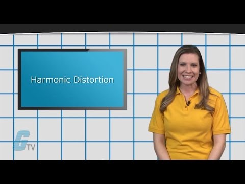 Effects of Harmonic Distortion on a Motor - A GalcoTV Tech Tip