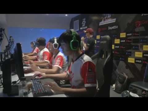 FINAL PBIC 2016 - [Thailand] Mango e-Sports Vs Ozone Gaming [Thailand]