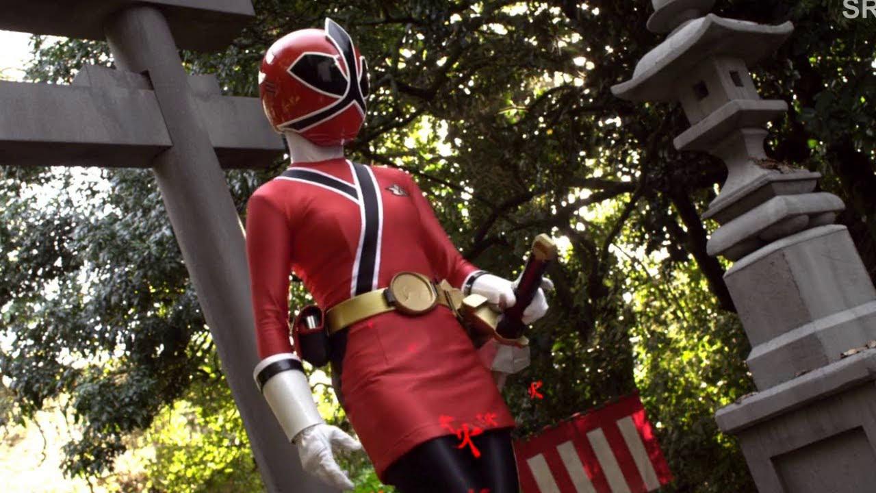Download Power Ranger Super Samurai | Lauren shiba red ranger