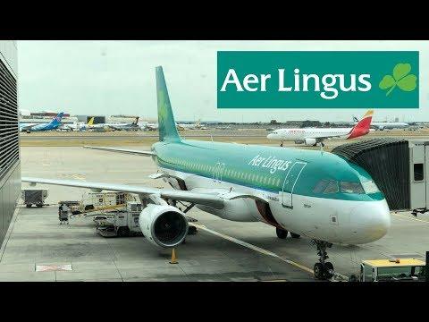 TRIP REPORT | Aer Lingus | Airbus A320 | Dublin - Düsseldorf | Economy Class