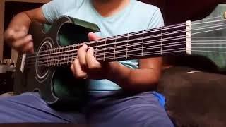 Corrido de Juanito - Calibre 50 (Bajo quinto) Fortaleza Guitars F6