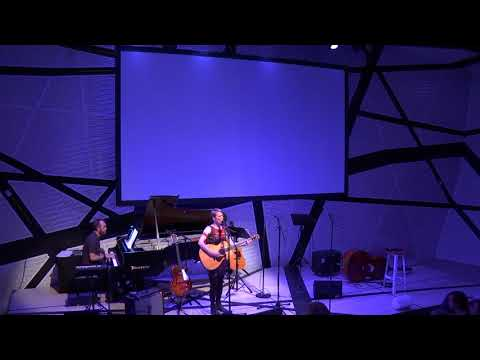 "Jo Lawry performs ""So Close"" at National Sawdust"