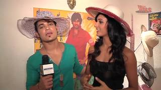 Fun Interview with Amar and Shakti aka Rey and Kria of Dil Dosti Dance