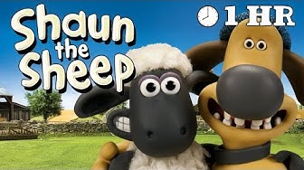 Shaun the Sheep - Season 2 - Episodes 21-30 [1HOUR]