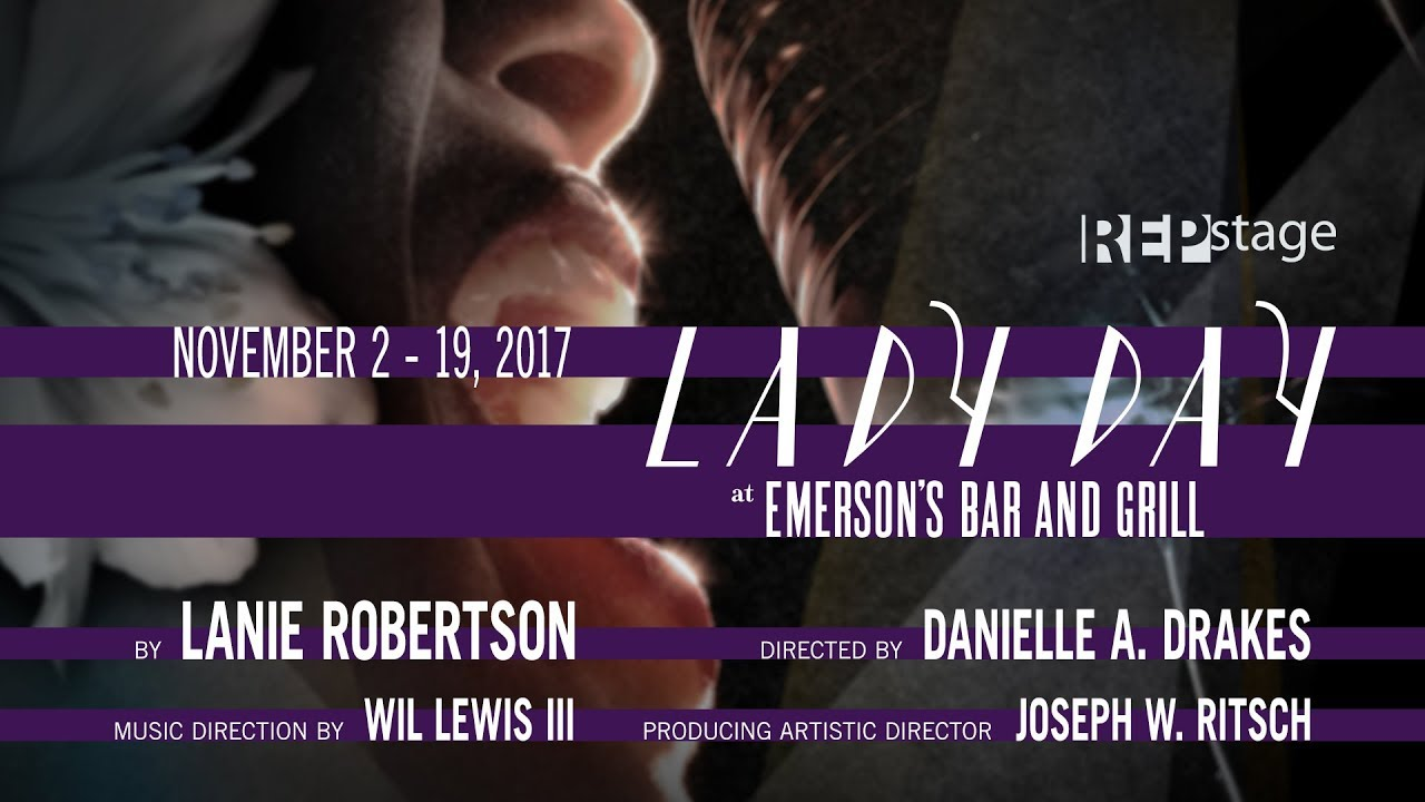 Rep Stage presents Lady Day at Emerson's Bar and Grill