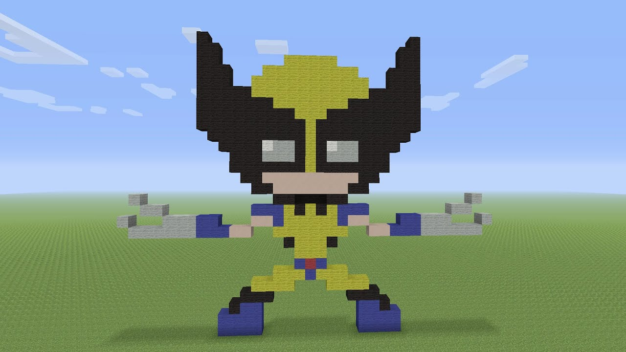 E7d1912d4ab1 Great Quality Minecraft Pixel Art Tutorial And