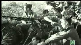 Guerra Civil Española   La Batalla del Ebro Primera Parte youtube original