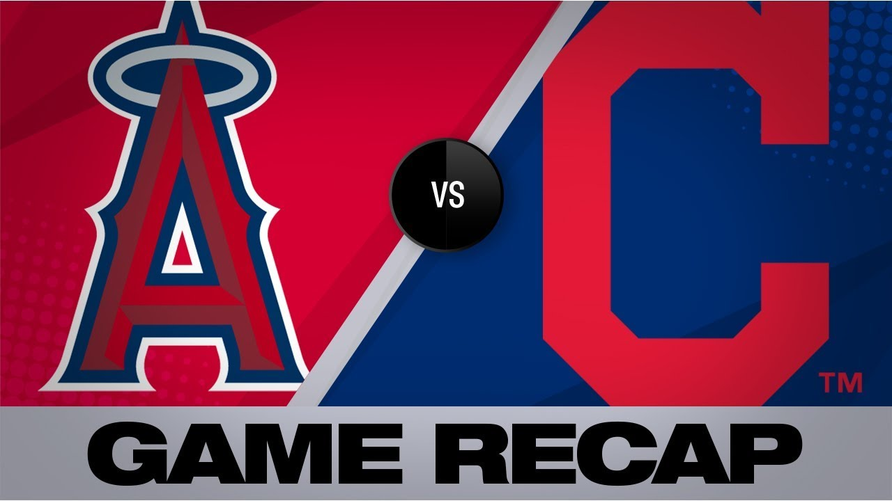 Balanced offense lifts Tribe past Angels | Angels-Indians Game Highlights 8/3/19