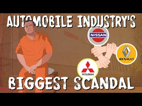 The automobile industry's