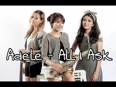 YOUNIVERSE - All I Ask (Adele) Live Cover