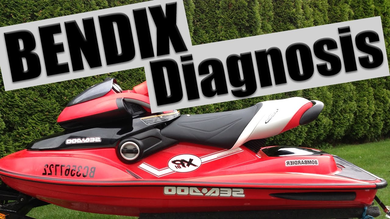 2004 Sea-Doo XP DI - Bendix & Fuel Pump - Diagnosis - Mechanical Problem