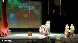 Открытый урок детского театра Лицей - Фокина (2012.05.20)