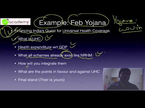 How to read Yojana Magazine in 24 hours for UPSC... IAS Preparation