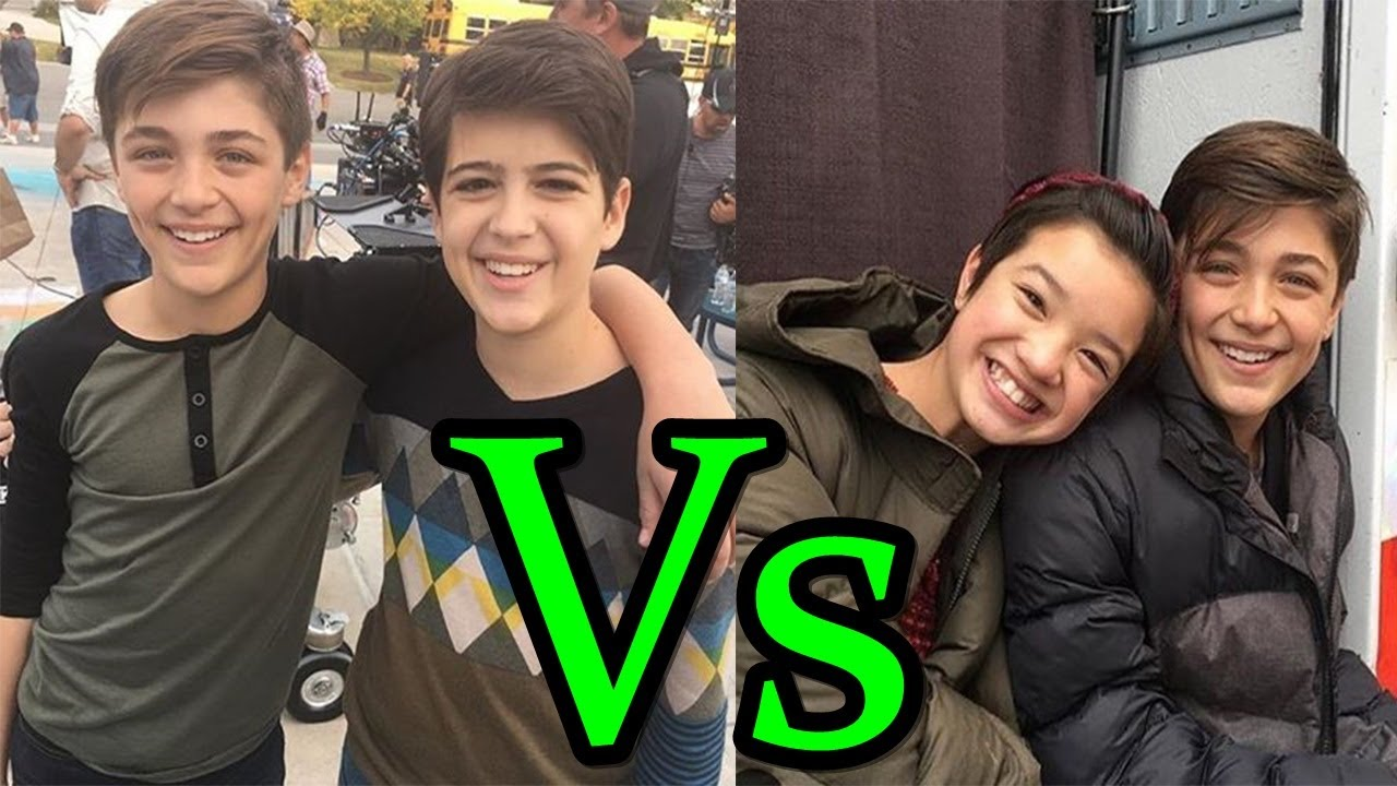 does andi mack and jonah dating in real life