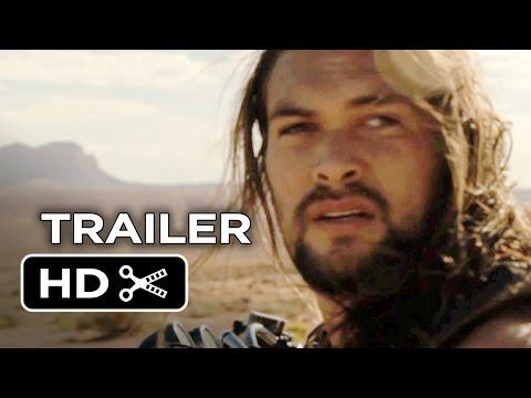 Road to Paloma Official Trailer #1 (2014) - Jason Momoa Movie HD