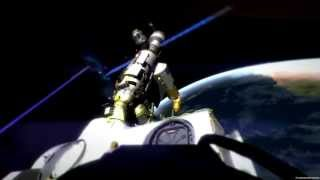 Spacewalk -- An Oculus Rift-enabled space exploration game