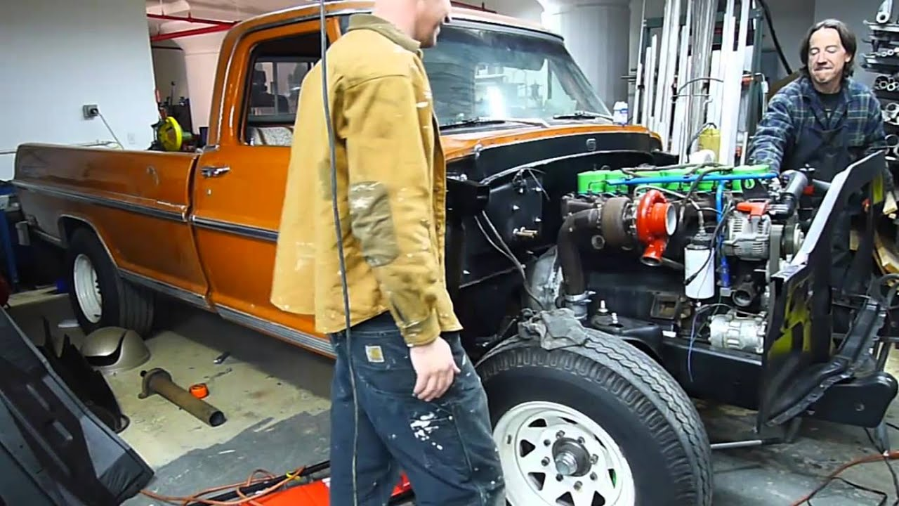 Watch on 1977 dodge power wagon truck