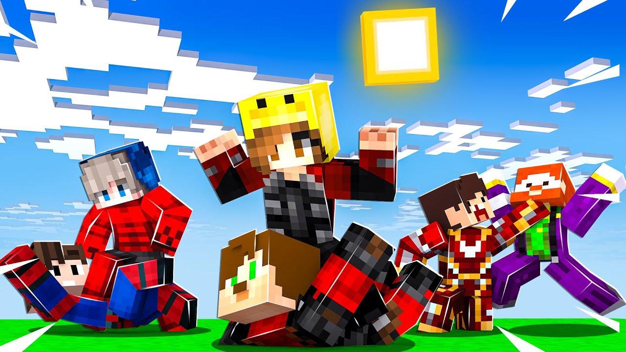 CRAZYCRAFT'TA İYİLER vs KÖTÜLER SAVAŞI #21 Minecraft