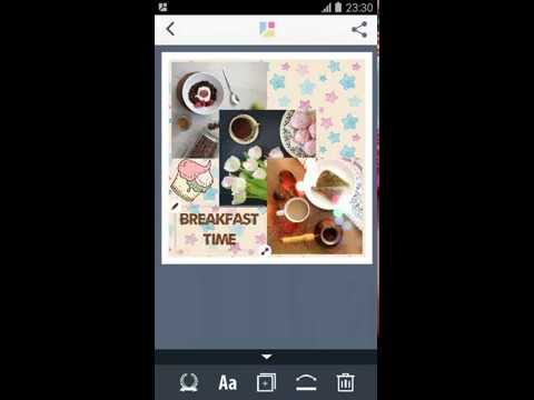 Layapp – Collage Maker & Photo Editor (Android Version)