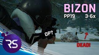 Bizon + 6x = SO STARK! Ist die neue PP19 OP? [Vikendi Solo FPP 10+ Kills] [PUBG #158]