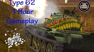 Type 62 1 hour Gameplay - Best Credit maker?