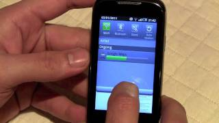 Samsung Galaxy 551 unboxing and review