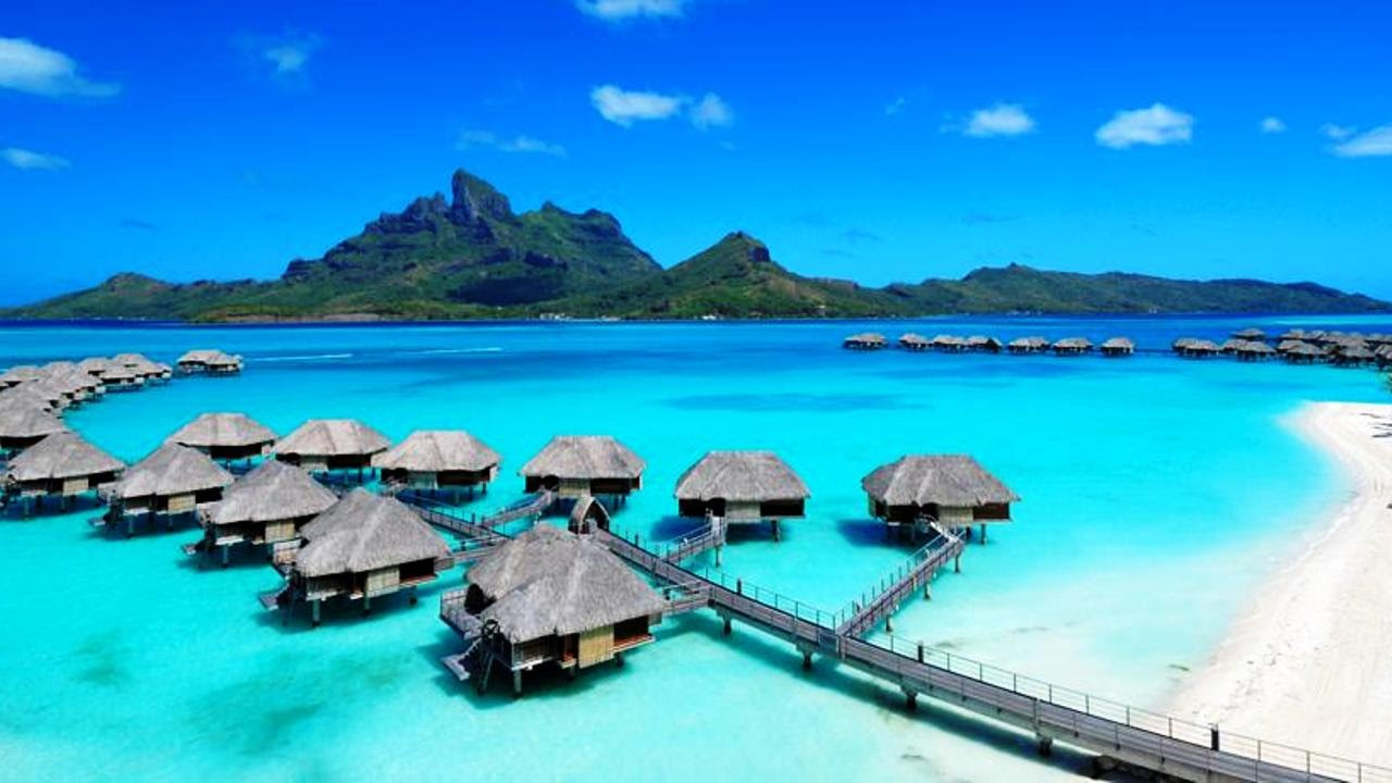 Top20 Recommended Luxury Hotels In French Polynesia Bora Tahiti Papetoai Avatoru Huahine You