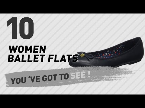 Tommy Hilfiger Women Ballet Flats // New & Popular 2017