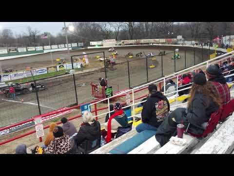 Port City Raceway 3/14/20 NOW 600 Non-Wing Heat 4