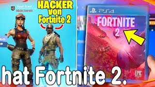 HACKER gives me FORTNITE 2 when I get EPIC VICTORY...