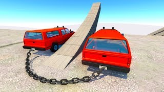 High Speed Jumps Compilation #5 - Beamng Drive (BeamNG Drive Crashes)