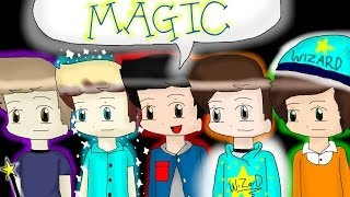 One Direction - Magic ( Animated )